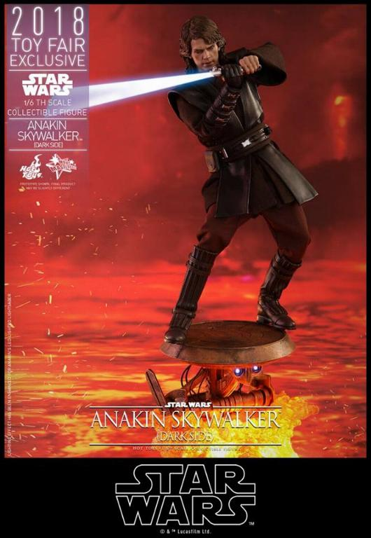 Hot Toys Star Wars Ep.III - 1/6th Anakin Skywalker Dark Side Anakin18