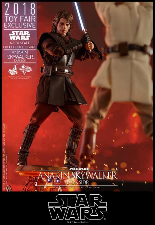 Hot Toys Star Wars Ep.III - 1/6th Anakin Skywalker Dark Side Anakin22