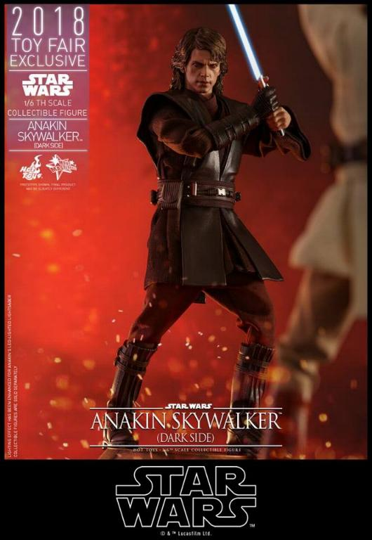 Hot Toys Star Wars Ep.III - 1/6th Anakin Skywalker Dark Side Anakin23