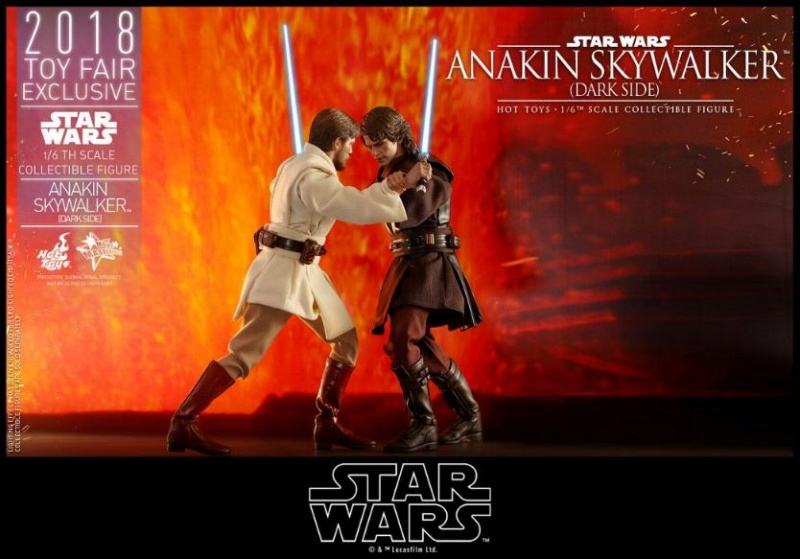 Hot Toys Star Wars Ep.III - 1/6th Anakin Skywalker Dark Side Anakin26