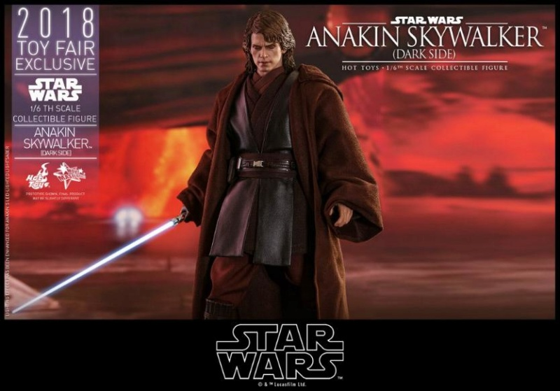 Hot Toys Star Wars Ep.III - 1/6th Anakin Skywalker Dark Side Anakin29