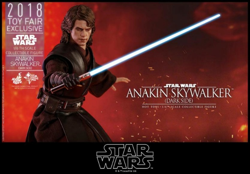 Hot Toys Star Wars Ep.III - 1/6th Anakin Skywalker Dark Side Anakin30
