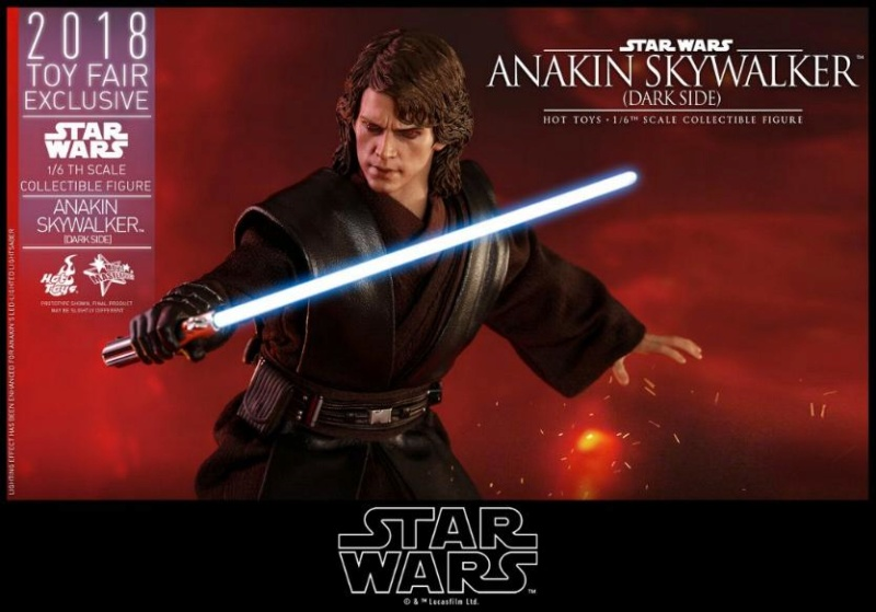 Hot Toys Star Wars Ep.III - 1/6th Anakin Skywalker Dark Side Anakin31