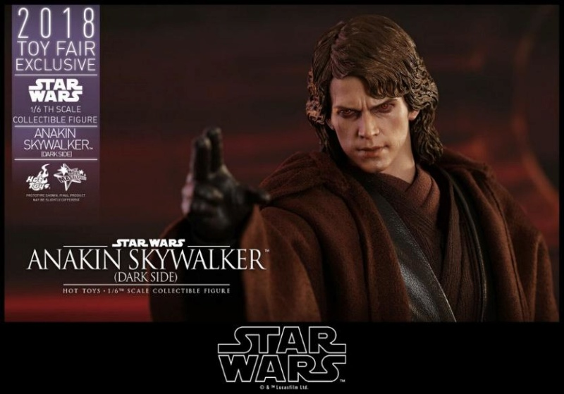Hot Toys Star Wars Ep.III - 1/6th Anakin Skywalker Dark Side Anakin36