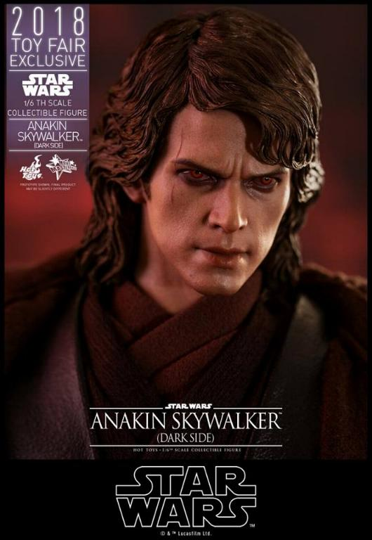 Hot Toys Star Wars Ep.III - 1/6th Anakin Skywalker Dark Side Anakin37