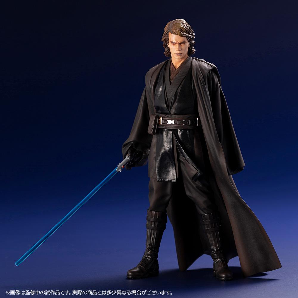 Kotobukiya Anakin Skywalker Revenge of the Sith ARTFX Statue Anakin39