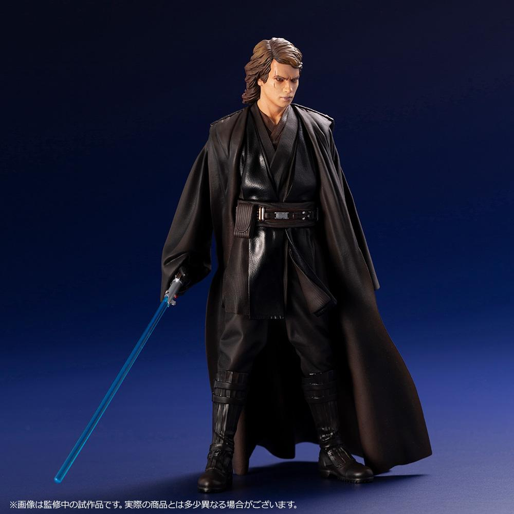 Kotobukiya Anakin Skywalker Revenge of the Sith ARTFX Statue Anakin40