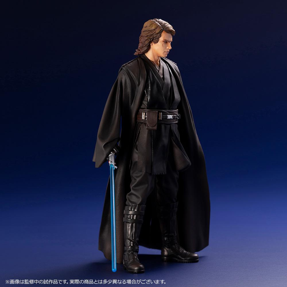 Kotobukiya Anakin Skywalker Revenge of the Sith ARTFX Statue Anakin41