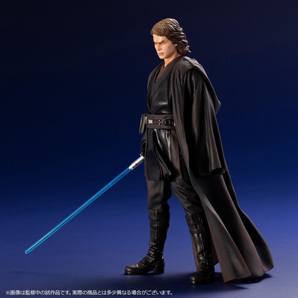 Kotobukiya Anakin Skywalker Revenge of the Sith ARTFX Statue Anakin46