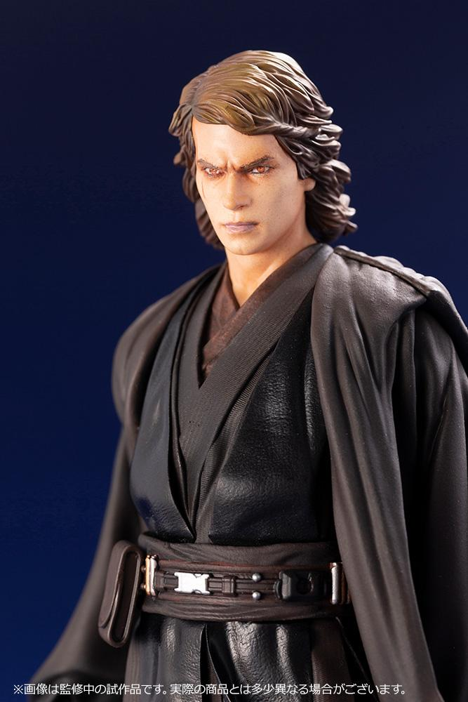 Kotobukiya Anakin Skywalker Revenge of the Sith ARTFX Statue Anakin47