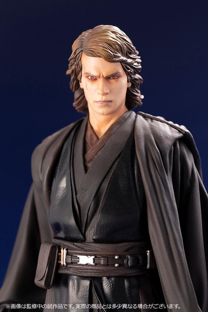 Kotobukiya Anakin Skywalker Revenge of the Sith ARTFX Statue Anakin48