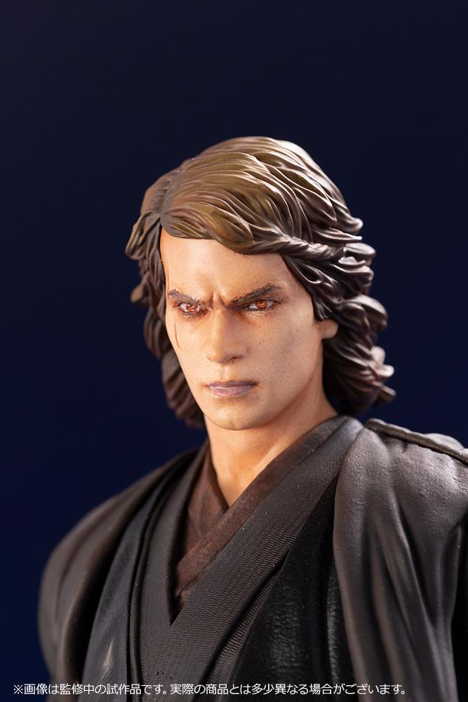 Kotobukiya Anakin Skywalker Revenge of the Sith ARTFX Statue Anakin49