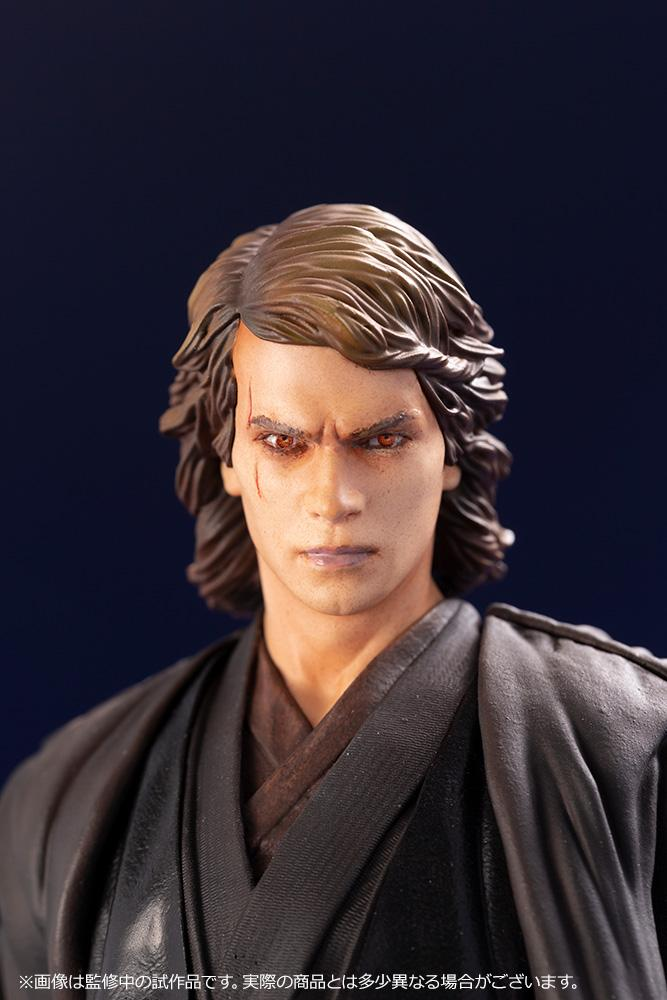 Kotobukiya Anakin Skywalker Revenge of the Sith ARTFX Statue Anakin50