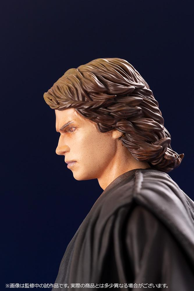 Kotobukiya Anakin Skywalker Revenge of the Sith ARTFX Statue Anakin51