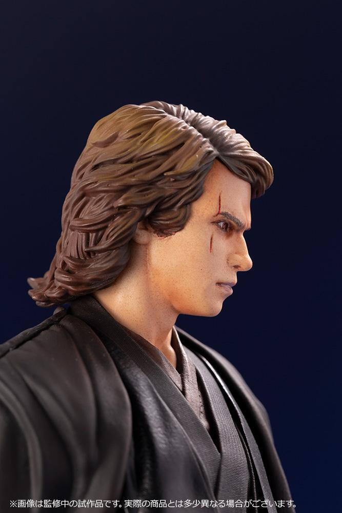 Kotobukiya Anakin Skywalker Revenge of the Sith ARTFX Statue Anakin52