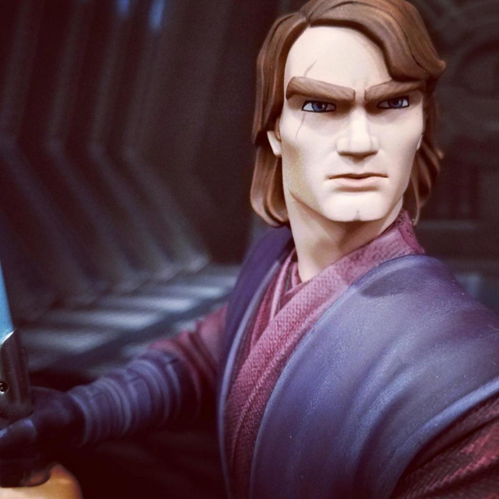 Star Wars: The Clone Wars Anakin Bust - 1:7 - Gentle Giant Anakin54