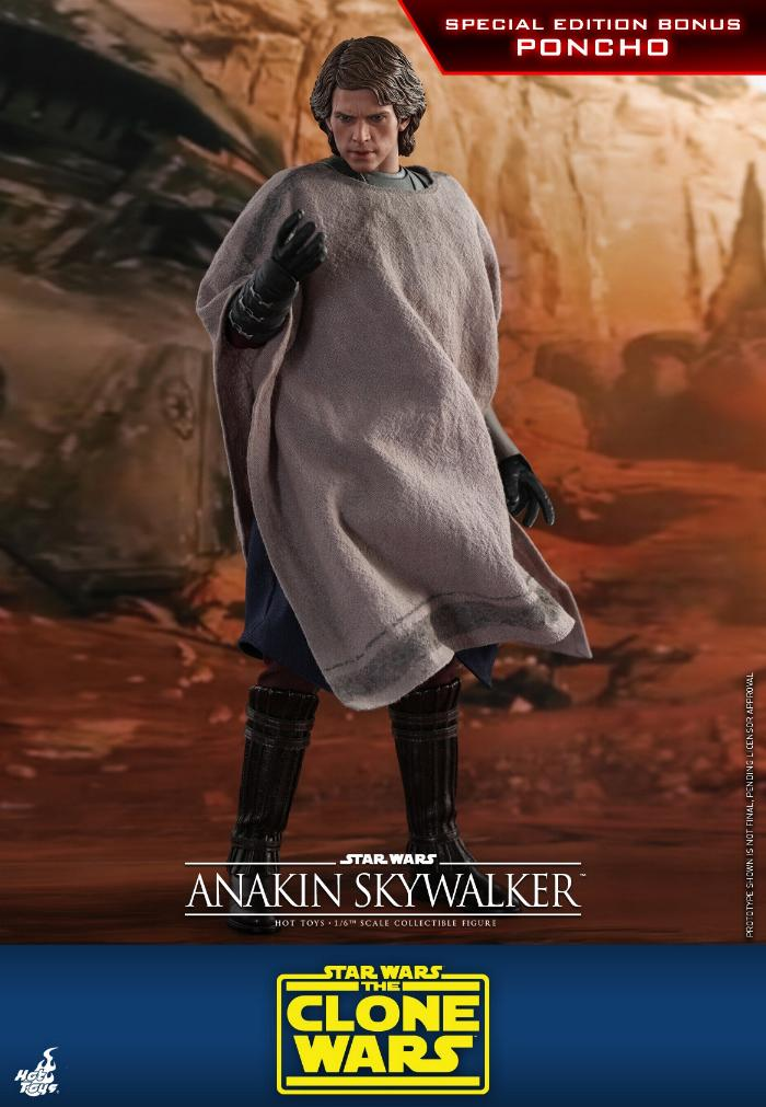 Anakin Skywalker (The Clone Wars version) Sixth Scale Figure Anakin59
