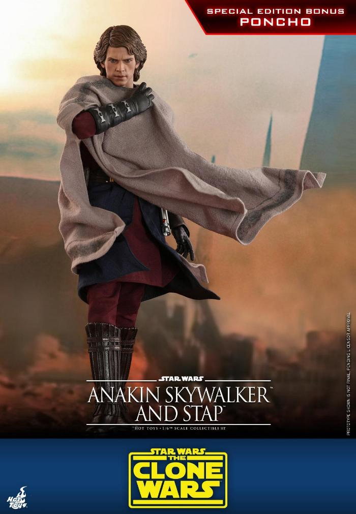 Anakin Skywalker and STAP Collectible Set (The Clone Wars) Anakin70