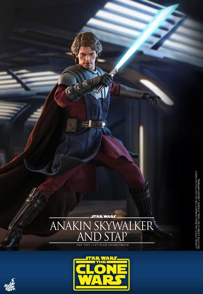 Anakin Skywalker and STAP Collectible Set (The Clone Wars) Anakin78