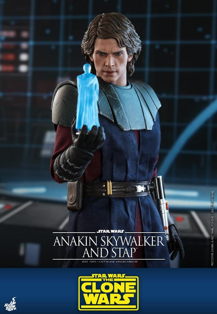 Anakin Skywalker and STAP Collectible Set (The Clone Wars) Anakin79