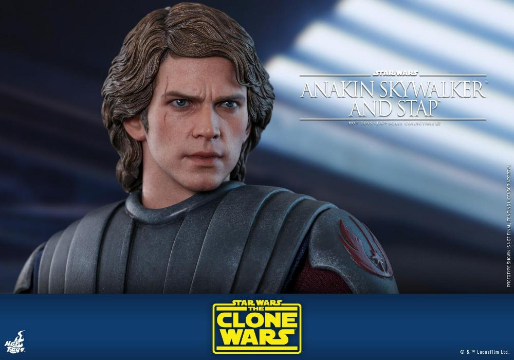 Anakin Skywalker and STAP Collectible Set (The Clone Wars) Anakin84