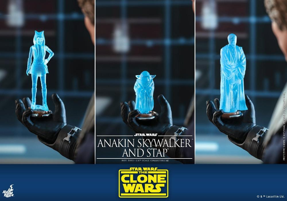 Anakin Skywalker and STAP Collectible Set (The Clone Wars) Anakin85