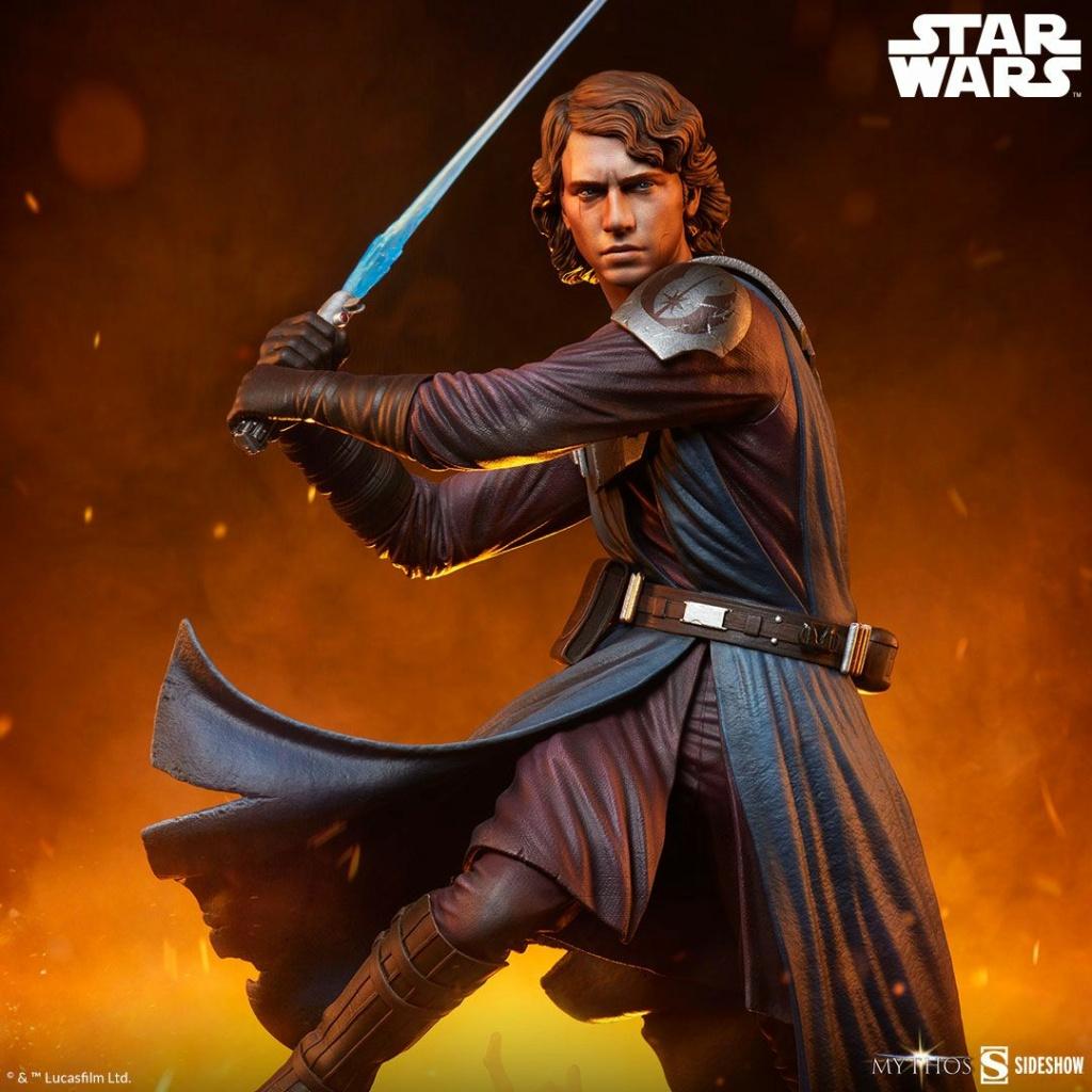 Anakin Skywalker Mythos Statue - Star Wars Sideshow Anakin90