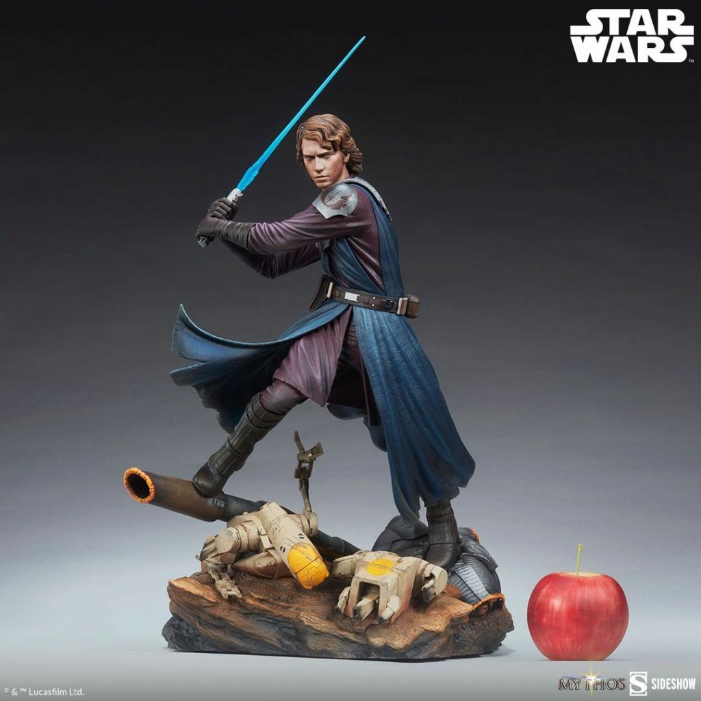Anakin Skywalker Mythos Statue - Star Wars Sideshow Anakin92