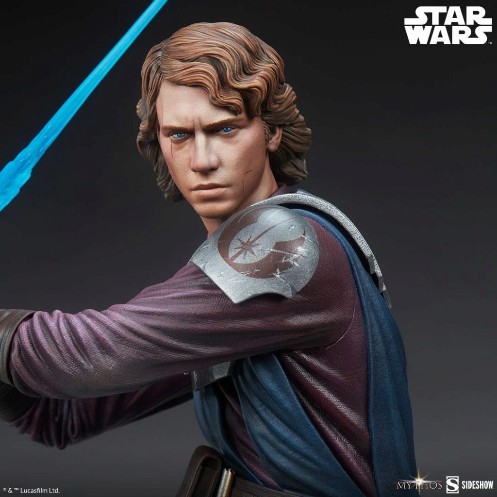 Anakin Skywalker Mythos Statue - Star Wars Sideshow Anakin93