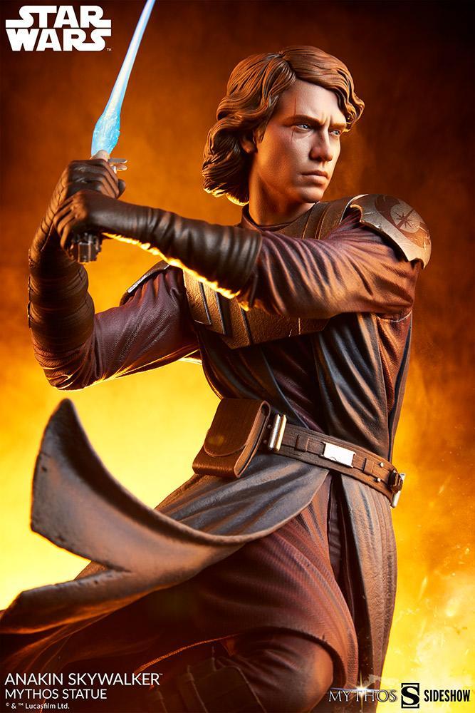 Anakin Skywalker Mythos Statue - Star Wars Sideshow Anakin95