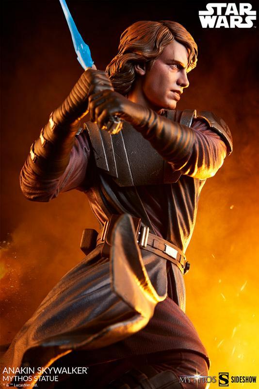 Anakin Skywalker Mythos Statue - Star Wars Sideshow Anakin96