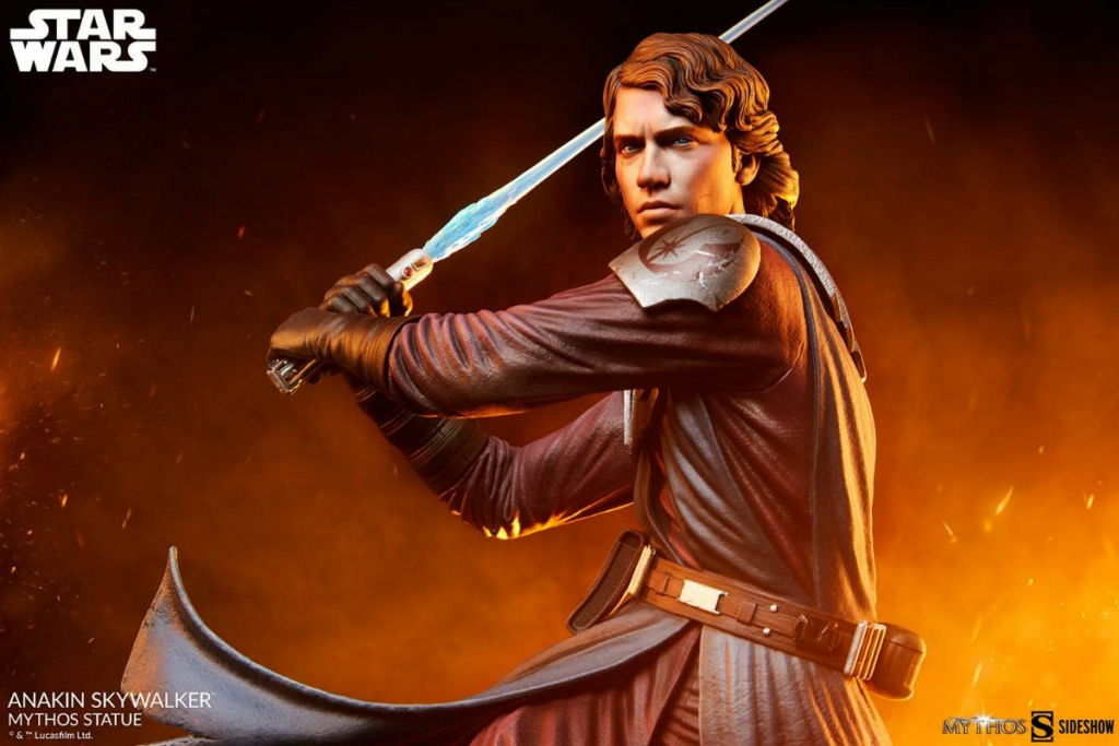 Anakin Skywalker Mythos Statue - Star Wars Sideshow Anakin97