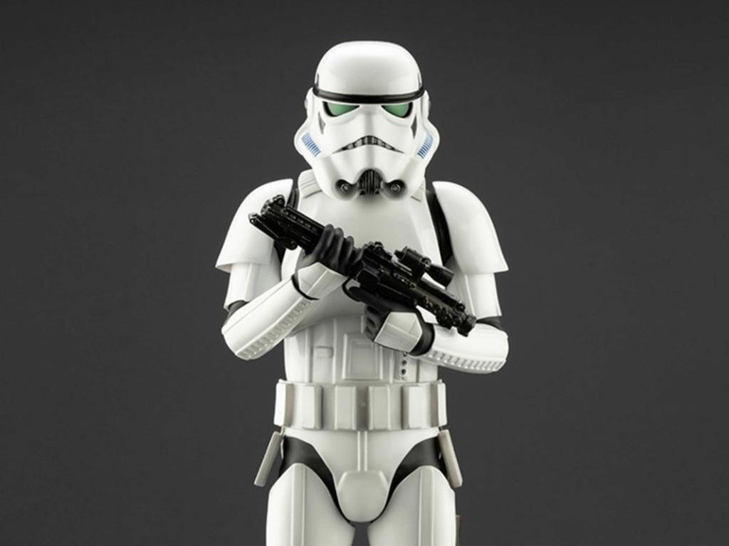 Stormtrooper A New Hope - ARTFX 1/17h Scale - Kotobukiya Anh-st10