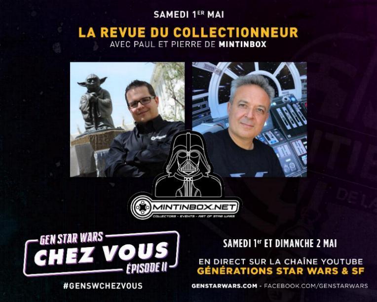 Générations Star Wars et SF Chez Vous - 1-2 mai 2021 Annonc29
