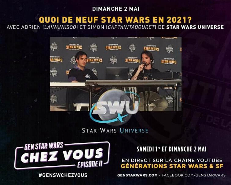 Générations Star Wars et SF Chez Vous - 1-2 mai 2021 Annonc30