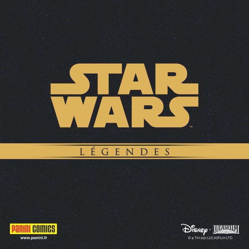 Les NOUVELLES des albums PANINI Star Wars LEGENDES Annonc39