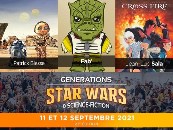 Générations Star Wars et SF 2021 - 11 et 12 septembre 2021 Annonc42