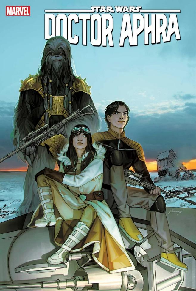 Star Wars Doctor Aphra 2020 - Marvel  Aphra_20