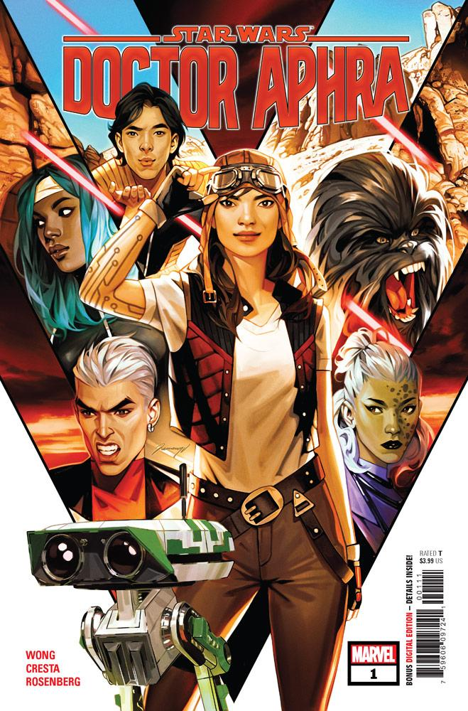 Star Wars Doctor Aphra 2020 - Marvel  Aphra_25