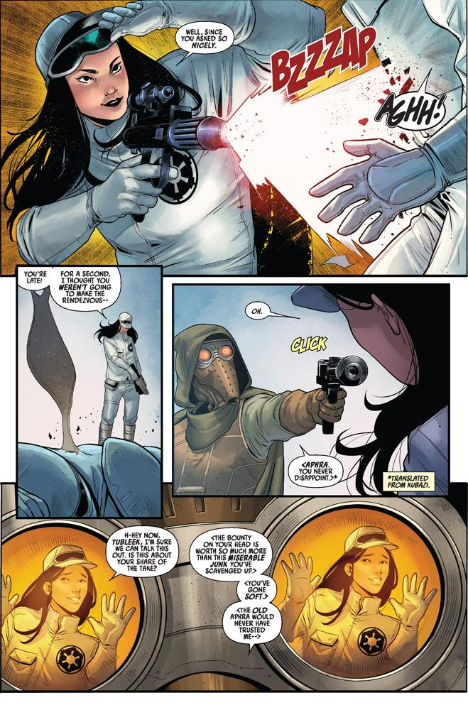 Star Wars Doctor Aphra 2020 - Marvel  Aphra_28