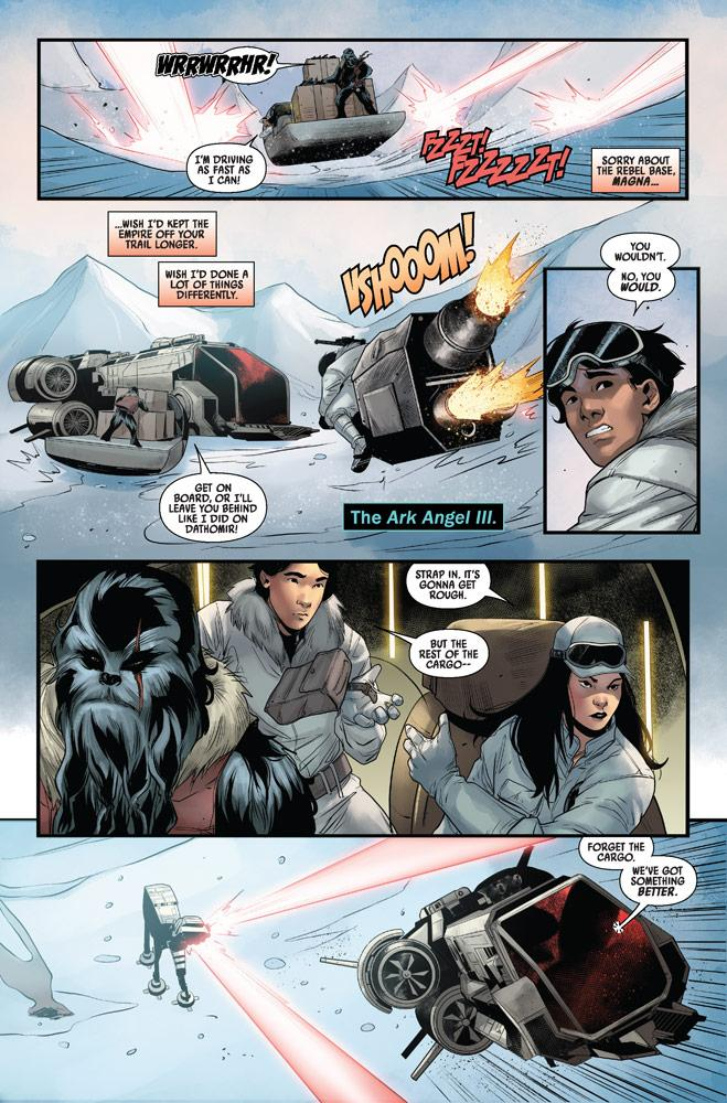 Star Wars Doctor Aphra 2020 - Marvel  Aphra_30