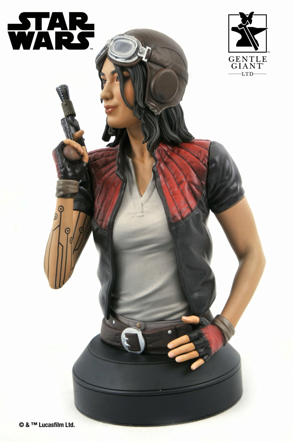 Doc Aphra Bust - Gentle Giant Aphra_37