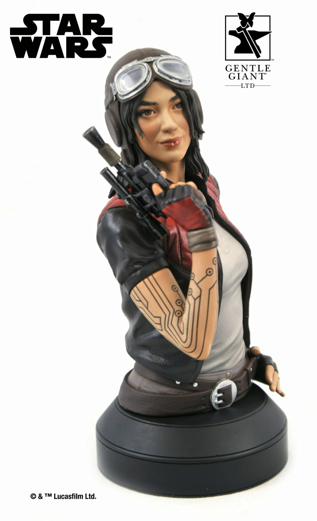 Doc Aphra Bust - Gentle Giant Aphra_38