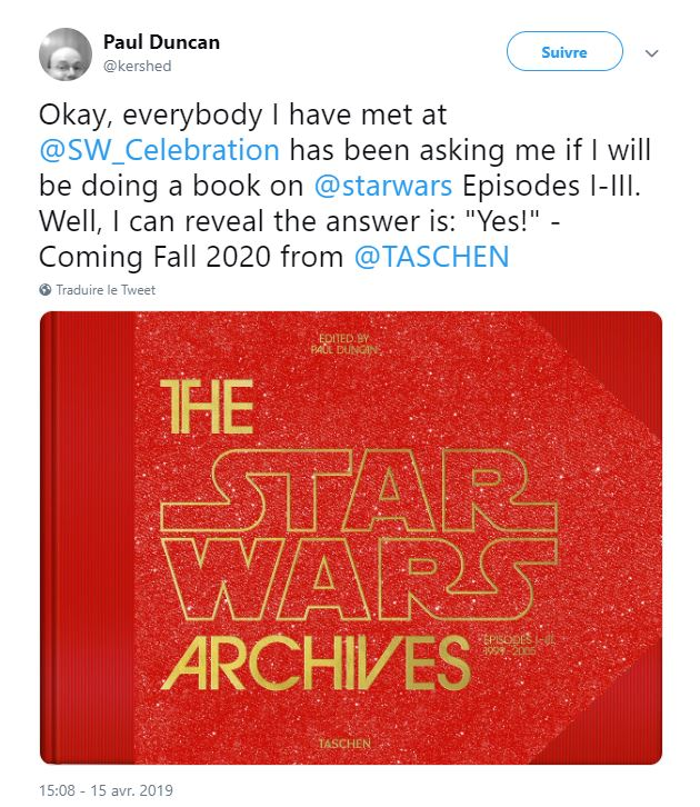 THE STAR WARS ARCHIVES (1999-2005) Paul Duncan - Taschen Archiv10