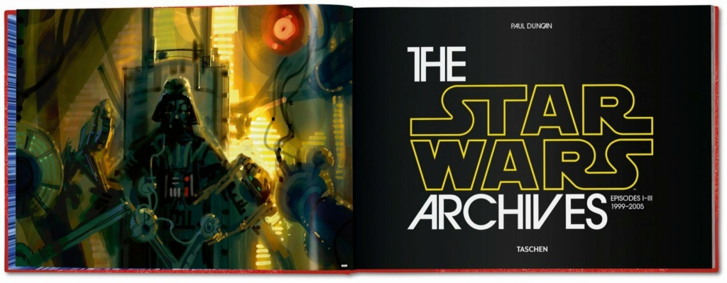 THE STAR WARS ARCHIVES (1999-2005) Paul Duncan - Taschen Archiv14