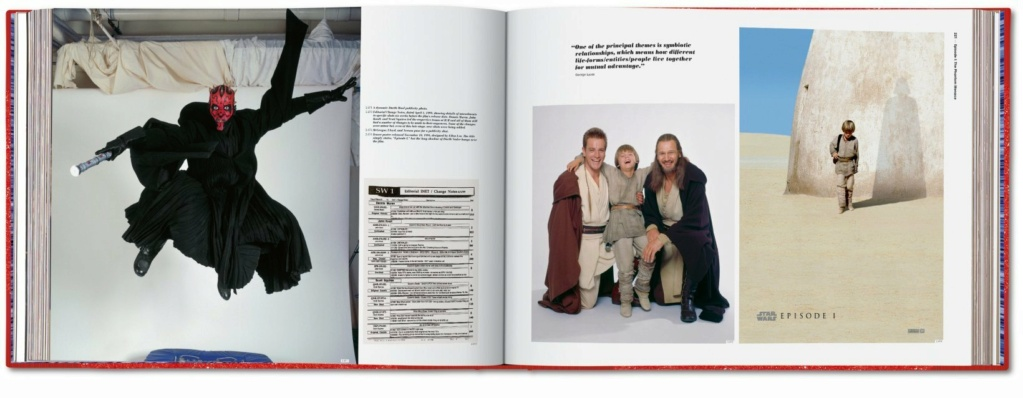 THE STAR WARS ARCHIVES (1999-2005) Paul Duncan - Taschen Archiv19