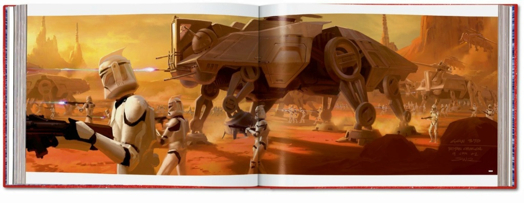 THE STAR WARS ARCHIVES (1999-2005) Paul Duncan - Taschen Archiv23