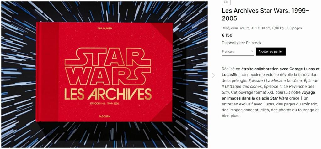 THE STAR WARS ARCHIVES (1999-2005) Paul Duncan - Taschen Archiv30