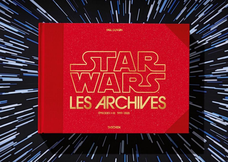 THE STAR WARS ARCHIVES (1999-2005) Paul Duncan - Taschen Archiv31