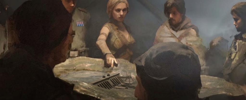 Star Wars Andor : Les NOUVELLES de la série Disney+ - Page 2 Argyll24